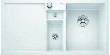 Blanco COLLECTIS 6 S InFino Silgranit bílá dřez vpravo s excentrem přísluš. ano - 523348