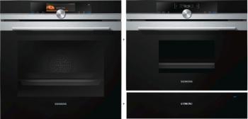 Siemens HS658GXS1 + CD634GBS1 + BI630CNS1