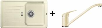 Blanco SET 09 - A ( 521405 FAVOS Mini + 517725 DARAS ) jasmín