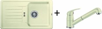 Blanco SET 09 - B ( 521405 FAVOS Mini + 517736 DARAS-S ) jasmín