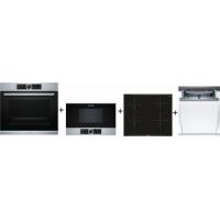 Bosch HBG635NS1 + BFL634GS1 + PIE675DC1E + SMV46KX01E
