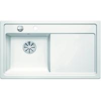 Blanco ZENAR 45 S InFino Keramika zářivě bílá dřez vlevo s excentrem - 524152