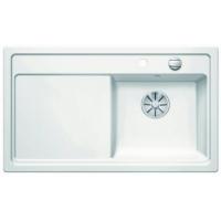 Blanco ZENAR 45 S InFino Keramika zářivě bílá dřez vpravo s excentrem - 524151