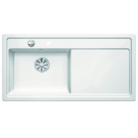 Blanco ZENAR XL 6 S InFino Keramika zářivě bílá dřez vlevo s excentrem - 524166
