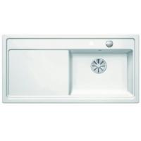 Blanco ZENAR XL 6 S InFino Keramika zářivě bílá dřez vpravo s excentrem - 524165