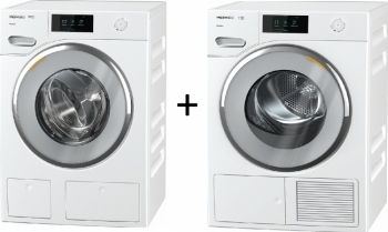 Miele WWV 980 WPS Passion + TWV 680 WP Passion