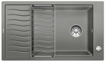 Blanco ELON XL 8 S InFino Silgranit aluminium oboustr. s exc. + přísluš. - 524862