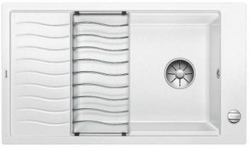 Blanco ELON XL 8 S InFino Silgranit bílá oboustr. s exc. + přísluš. - 524864