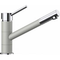 Blanco KANO HD silgranit perlově šedá/chrom - 525035