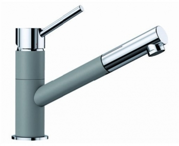 Blanco KANO-S HD silgranit aluminium/chrom - 525039