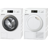 Miele WED135 WCS 8kg + TDD430WP Series 120