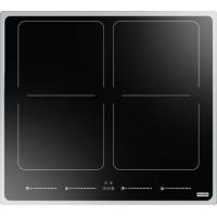 Franke FHFS 584 2FLEXI ST Nerez/Černé sklo