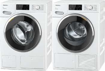 Miele WWG660 WCS TDos&9kg + TWJ660 WP Eco&9kg