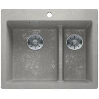 Blanco PLEON 6 Split InFino Silgranit Beton-Style - 525308