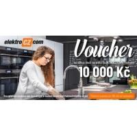 ElektroCZ.com Voucher v hodnotě 10000 Kč