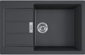 Franke S2D 611-78 XL černý