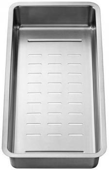 Blanco Multifunkční miska nerez DIVON II, ETAGON - 231396