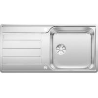 Blanco CLASSIMO XL 6 S-IF InFino nerez kartáčovaný oboustr. prov. s exc. PushControl - 525327