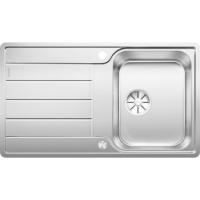 Blanco CLASSIMO 45 S-IF InFino nerez kartáčovaný oboustr. provedení s exc. PushControl - 525330