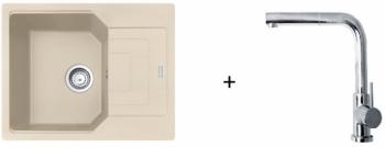 Franke SET G181 - UBG 611-62 pískový melír + FN 0147.031