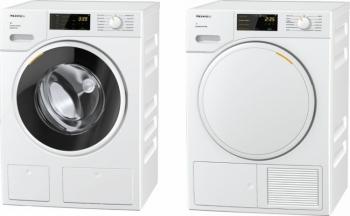 Miele WWD660 WCS TDos & 8kg + TWD440 WP EcoSpeed&8kg