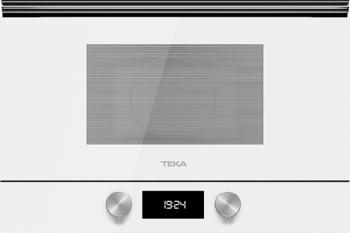 Teka ML 8220 BIS Bílé sklo