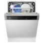 Vstavané umývačky riadu s panelom