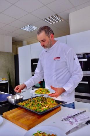 Předváděcí vaření