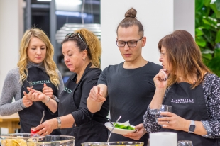 Mexico kurz vaření 14.3.2019, studio Praha Žitenická