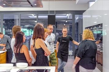Předváděcí vaření v páře s večeří 27.6.2019
