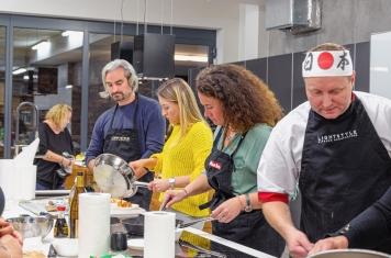 Kurz vaření Asijská kuchyně s Markem Janebou 3.10.2019