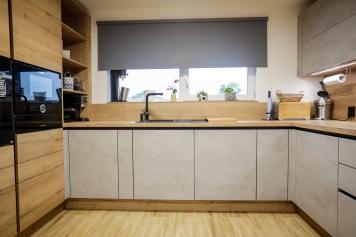 Nová realizace kuchyně