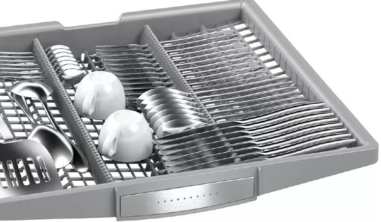 Příborová zásuvka VarioDrawer: myčka nádobí s flexibilitou na nejvyšší úrovni