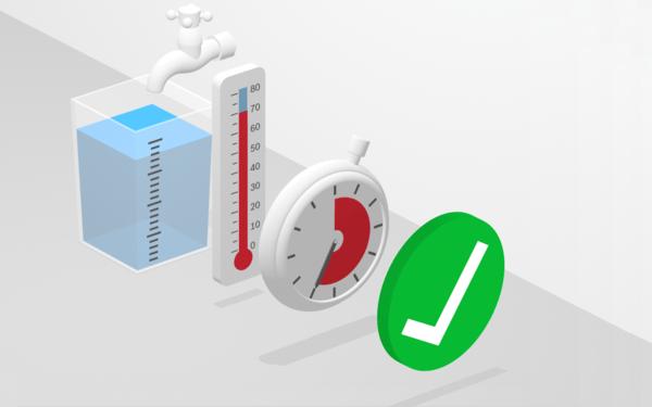 Automatické programy zajistí nejlepší výsledek mytí