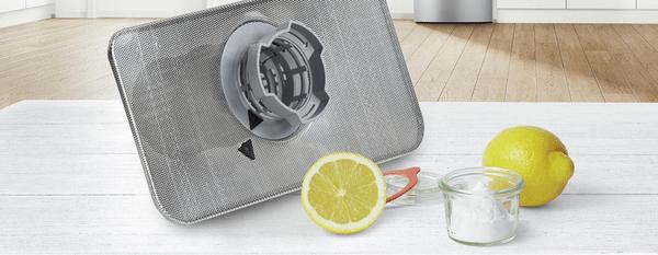 Udržuje vašu novú umývačku riadu čistú