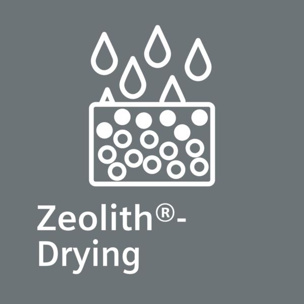 Inovatívny sušenie s brilantným leskom - sušenia Zeolith®.