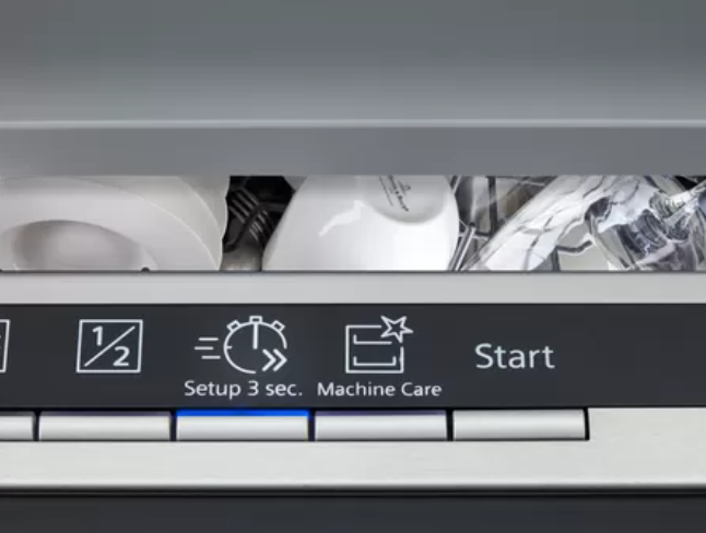 Až třikrát rychlejší umytí nádobí, aktivované kdykoli a kdekoli díky aplikaci Home Connect