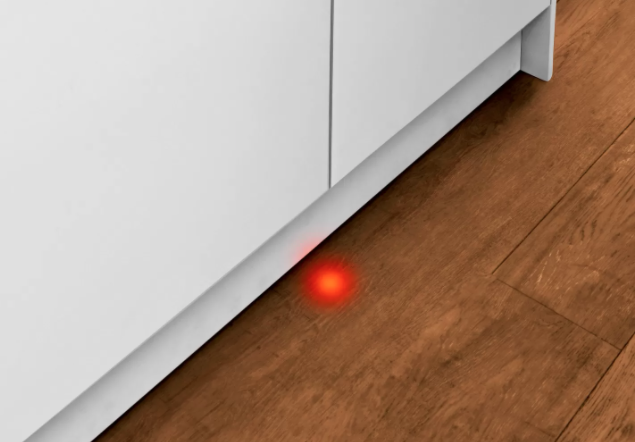 InfoLight je červené informační bodové osvětlení