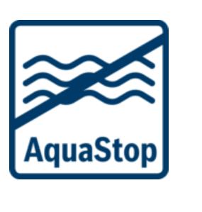 100% ochrana před škodami způsobenými vodou po celou dobu životnosti spotřebiče