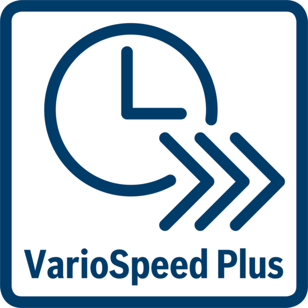 Funkcia VarioSpeed Plus