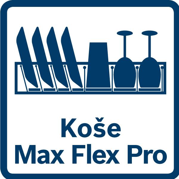 Maximálna flexibilita a ochrana pre váš riad