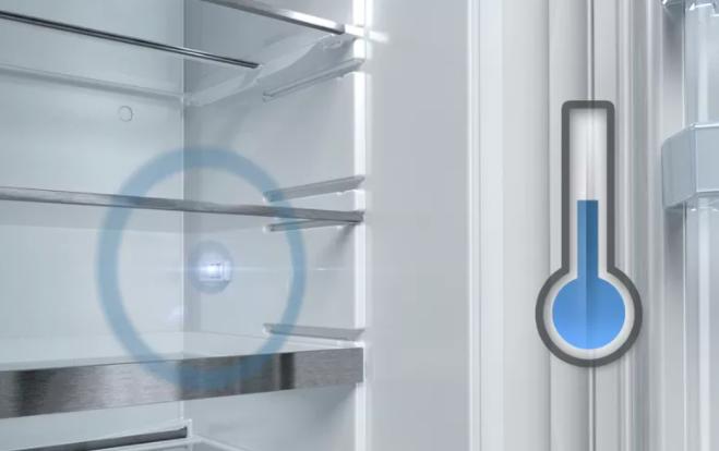FreshSense: díky senzorům FreshSense optimální klima ve vaší chladničce za všech podmínek