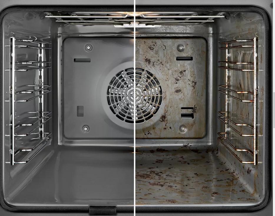 Výrazně snazší čištění trouby. S ecoClean Plus speciální povrchovou úpravou od Siemens.