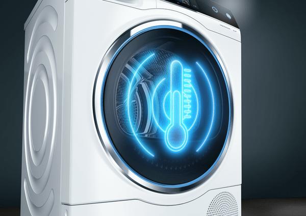 Pro jemné a přesné sušení, které chrání oblečení - technologie autoDry.