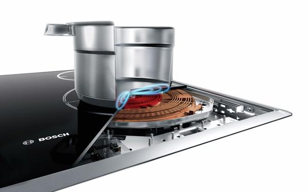 Rychlejší vaření, nižší spotřeba energie: indukční vaření
