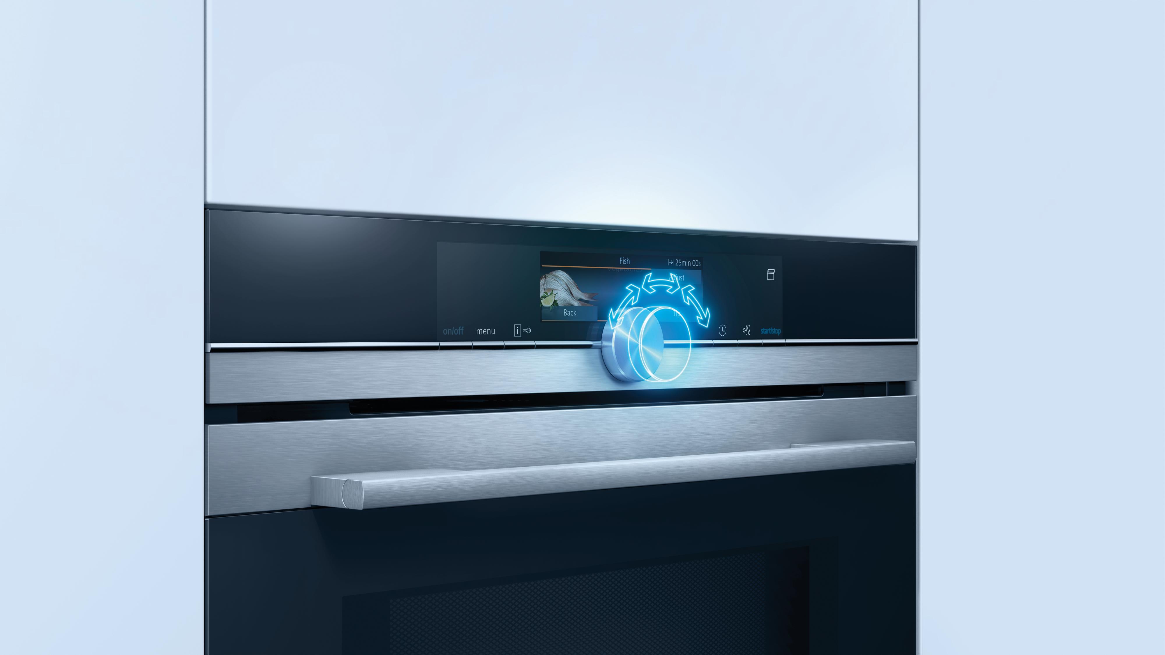 Predinštalované nastavenia a senzory zaisťujú vynikajúce výsledky - cookControl Plus.
