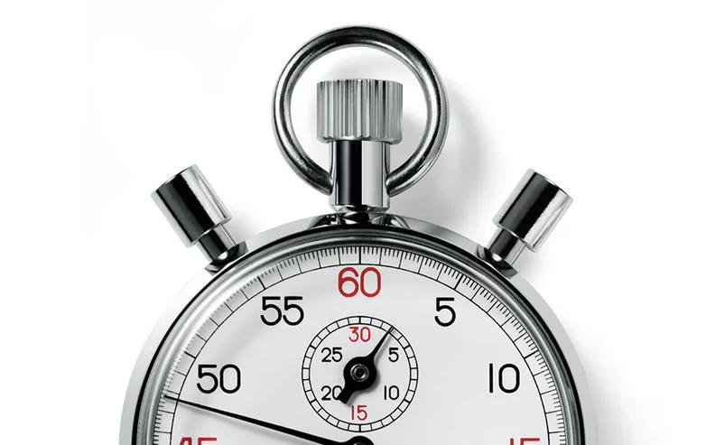 Mít čas pod kontrolou: timer s automatickým vypnutím varné zóny.
