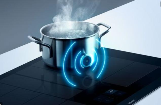 Vaření bez překypění: cookingSenzor Plus ready.