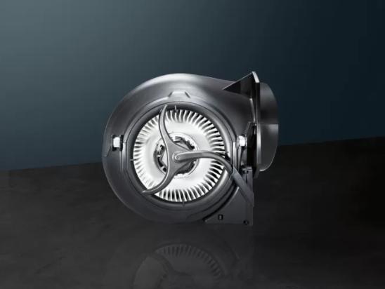 Ťažko ho budete počuť: iQdrive motor.