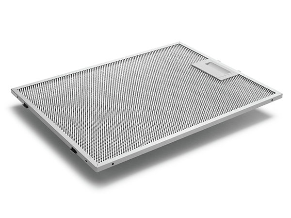 Náš tukový filter vytvára trvale svieži pocit príjemného prostredia pred, počas a po varení